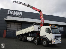 Volvo FM12 truck used tipper
