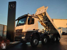 Camion benne Mercedes Arocs 3251 K 8x4 Meiller Bordmatik Retarder AHK
