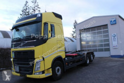 Camion polybenne Volvo FH FH 460 6x2 Abroller Meiler*I.S.A.R, VEB+,ACC*