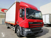 Camion DAF CF75 360 obloane laterale suple culisante (plsc) second-hand