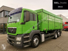 Camion MAN TGS 26.400 6x2-2 LL / Agrar / Lenkachse benne occasion