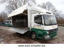 Mercedes beverage delivery box truck 815L/ Getränkewagen