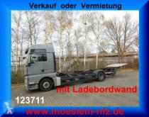 Teherautó MAN TGX 18.440 LL mit LBW használt alváz