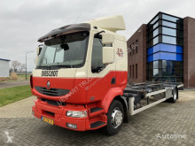 Renault MIDLUM 280 / Chassis / Euro 5 / 589.000 KM / APK truck used chassis