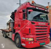 Camión Scania 500 V8 PALFINGER PK 44002