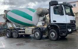 Mercedes 4142 IMER 11M3 truck used concrete mixer