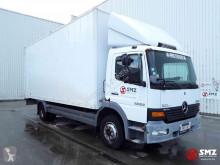 Vrachtwagen Mercedes Atego 1223 tweedehands bakwagen
