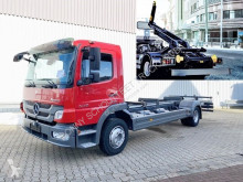 Camion polybenne Mercedes Atego 1218 L 4x2 1218 L 4x2, City-Abroller 6/8t Anlage