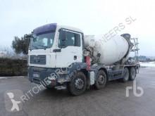 Vrachtwagen beton molen / Mixer MAN TGA35.400