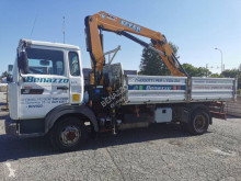 Renault Midliner 180 truck used three-way side tipper