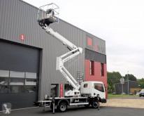 Aerial platform truck Oil & Steel Snake 2010 H+