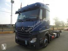 Vrachtwagen Mercedes tweedehands containersysteem