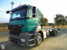 Camion Mercedes châssis occasion