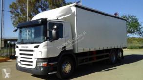 Camión tautliner (lonas correderas) Scania