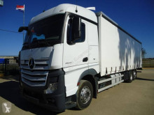 Camión tautliner (lonas correderas) Mercedes Actros 2545