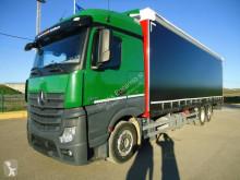 Kamión plachtový náves Mercedes Actros 2545