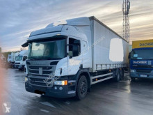 Camion Scania P 360 obloane laterale suple culisante (plsc) second-hand