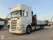 Scania standard flatbed truck R 580