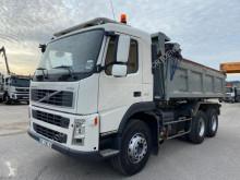 Volvo FM12 420 truck used half-pipe tipper