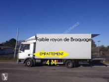 Camion MAN TGL 7.150 fourgon polyfond occasion