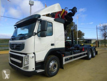 Lastbil platta Volvo