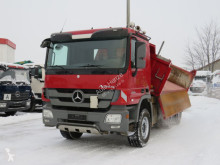 Mercedes Actros 2644 6x4 3-Achs Kipper Bordmatik truck used tipper