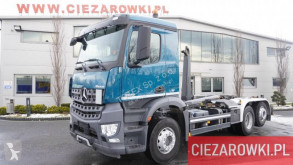 Mercedes hook arm system truck Arocs 2532 L