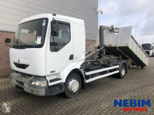 Camion polybenne Renault Midlum 180 DCI