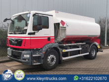 MAN chemical tanker truck TGM 18.290