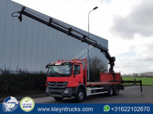 Mercedes Actros 2636 truck used flatbed