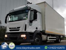 Kamión Iveco Eurocargo dodávka ojazdený