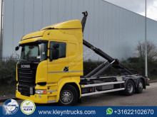 Scania R 450 truck used hook arm system