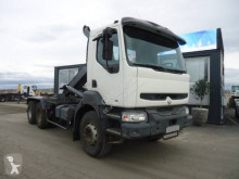 Camion polybenne Renault Kerax 400