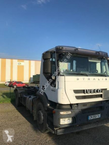 Iveco hook arm system truck Stralis AD 190 S 42