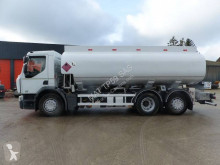 Kamión cisterna uhľovodíky Renault Premium 320 DXI