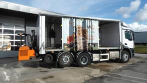 Kamión Mercedes Antos 2530 plachtový náves ojazdený