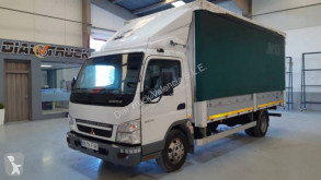 Mitsubishi Canter truck used tautliner