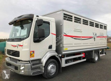 Kamión príves na prepravu zvierat príves na prepravu hovädzieho dobytku Volvo FL 240-14