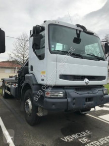 Camion polybenne Renault Premium 270 DCI