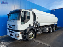 Iveco chemical tanker truck Stralis 360