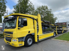 Kamion s návěsem DAF CF75 nosič vozidel použitý