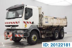 Renault two-way side tipper truck Kerax 320