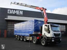 Camión Iveco Trakker caja abierta usado
