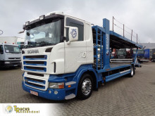 Scania R 380 truck used car carrier