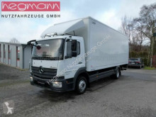 Camion fourgon Mercedes Atego Atego 1224 L, Koffer Ladebordwand, AHK, Klima, D