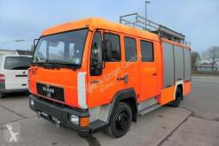 Camión MAN L2000 10.224 LC LHF 16/12 4X2 DoKa FEUERWEHR LÖS otros camiones usado