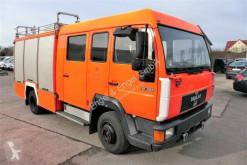 Kamión Camion MAN L2000 10.224 LC LHF 16/12 4X2 DoKa FEUERWEHR LÖS