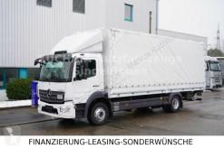 Ciężarówka Plandeka Mercedes Atego Atego 1224L Pr.-Plane LBW Brems-Ass Spur-Ass Kli