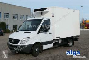 Mercedes refrigerated van Sprinter 515 CDI Sprinter, Carrier Xarios 300, Euro 4