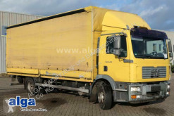Ciężarówka Plandeka MAN 12.280 TGM BL 4x2, Euro 4, 7.200mm lang, AHK,LBW